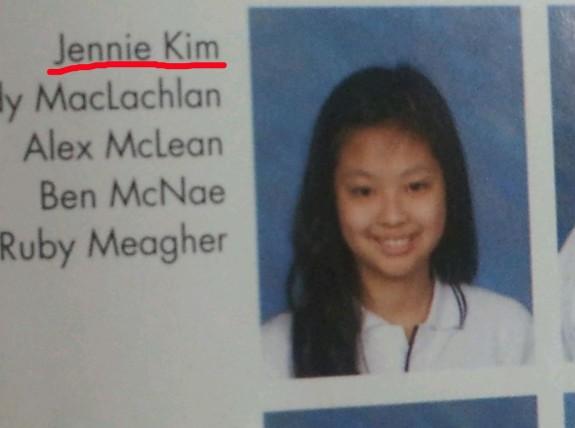 Jennie Kim Yg Bully So jennie kim, an alleged F(x) Amber Pre Debut