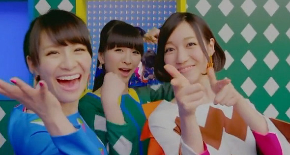 [Music Video] Perfume – Magic Of Love