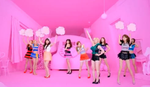 "SNSD releases long-awaited music video for their fart/queef/burp anthem, ""Beep Beep"""