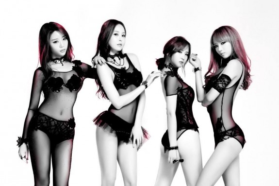 "Four Ladies release more sexy ""Move"" teasers, but the moves aren't so sexy to me"