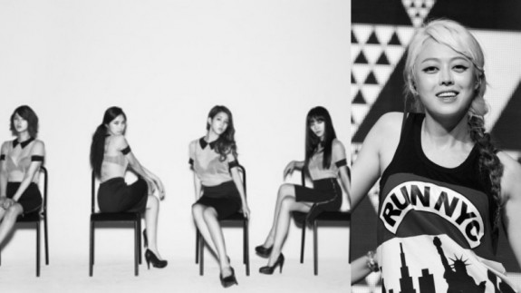 SPICA splits into SPICA.S & Kim Boa, which is basically a sexy unit and a solo effort