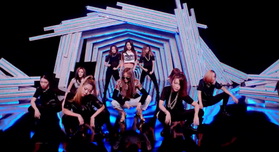 """Sorry T-ara, you got shown up with your own song: the diva """"Sugar Free"""" MV"""