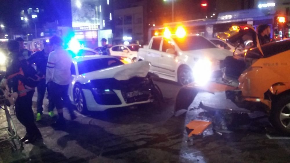 Idol involved in drunk driving accident, 10 injured; media ...