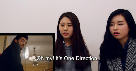 KoreansReactOneDirection1