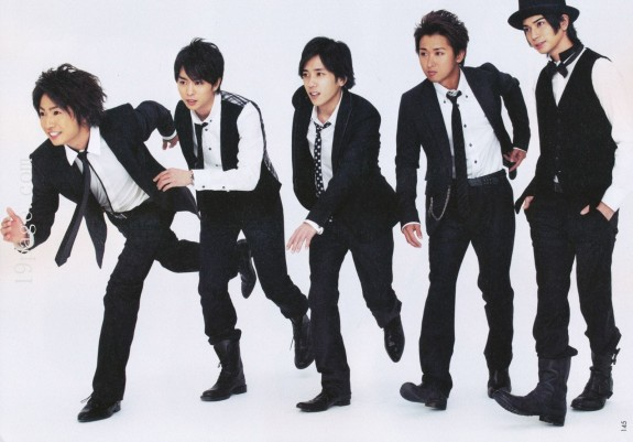 arashi members dating But my wife and daughter seem to live to discuss all the meaningless details of 4 of the 5 members of arashi the fifth member is my personal favorite,.