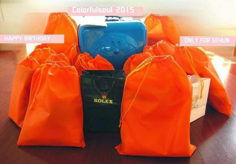 Sehun Chanyeol Make Their Fans Buy Them Expensive Gifts People