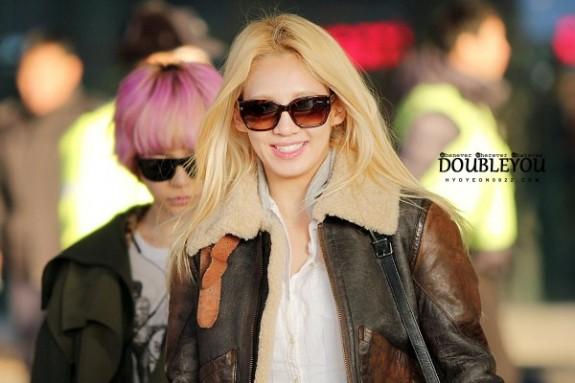 SNSD's Hyoyeon has a fashion book, which is like Tiffany ...  SNSD's Hyoyeo...