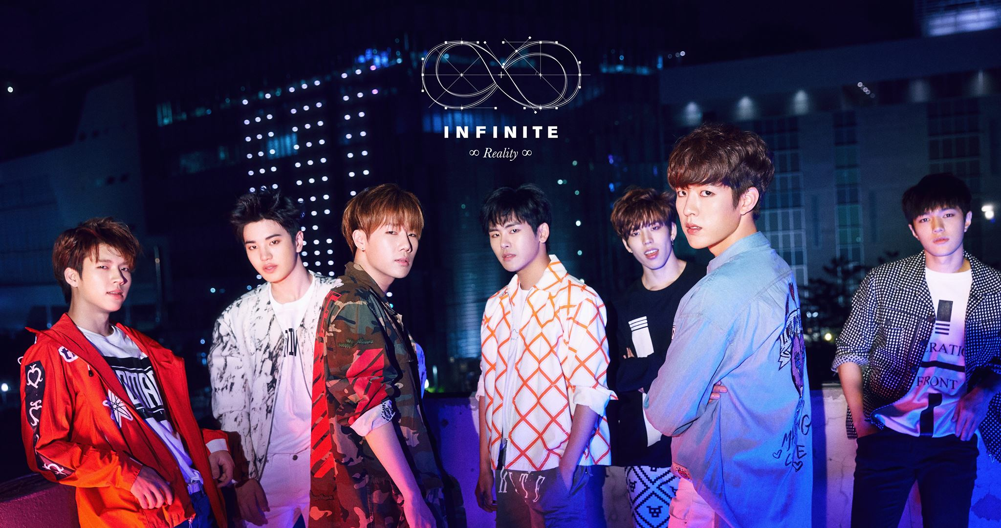 "INFINITE release 360-degree version of ""Bad"" music video, somebody"