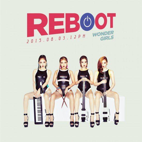 "Wonder Girls release ""I Feel You"" teaser & ""Reboot"" album preview and I'm so nervous"