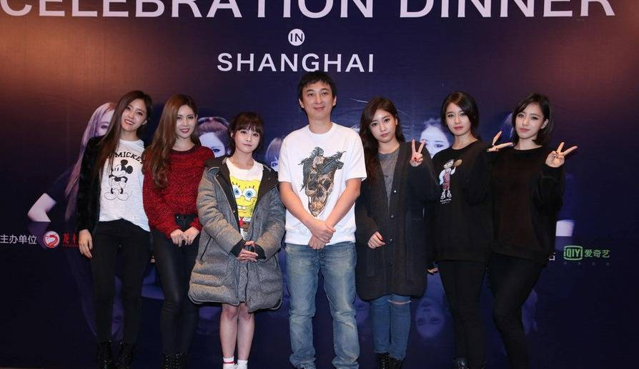 T-ara signs with company of the richest person in China's son, ridiculous rumors emerge