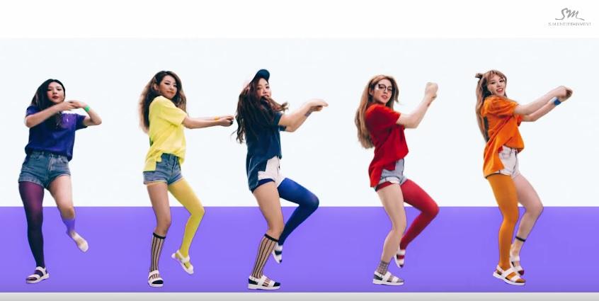 Red Velvet Dumb Dumb Live Gif
