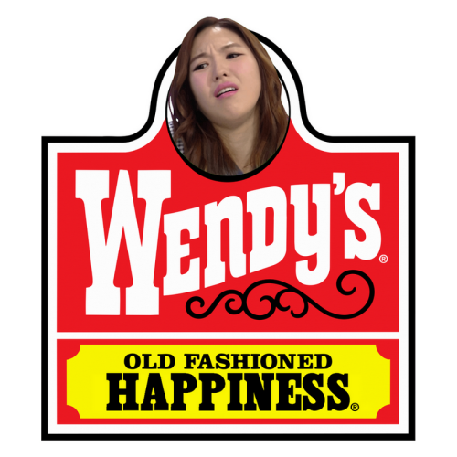 Wendy's ® (Large)