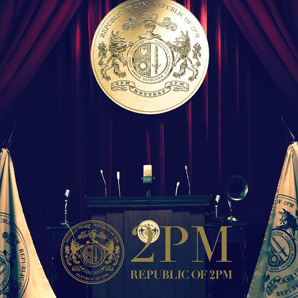 2PM - Republic Of 2PM