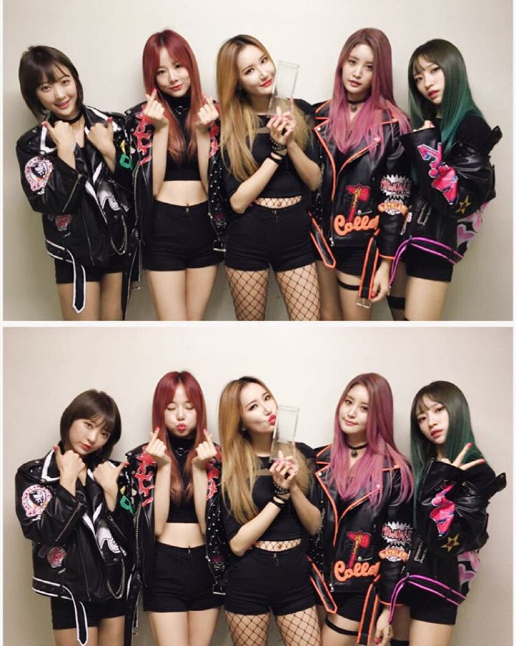 G Dragon Debut EXID are coming back w...