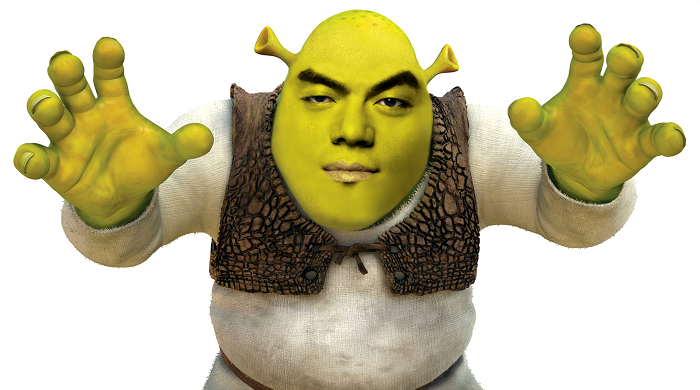 Who's your ogre...