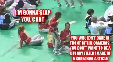 Netizens LOVE Red Velvet's ADORABLE copy-pasted bEhAvIoR at 'ISAC