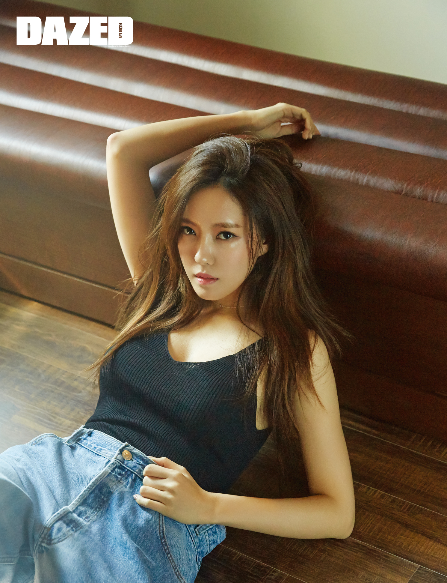 Hyomin Continues Her Sexy Assault On Humanity In Dazed