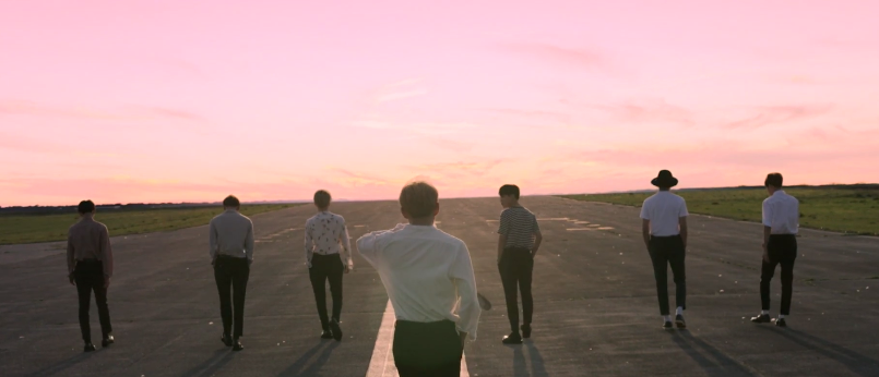 bts drop meaningful music video with an eminently