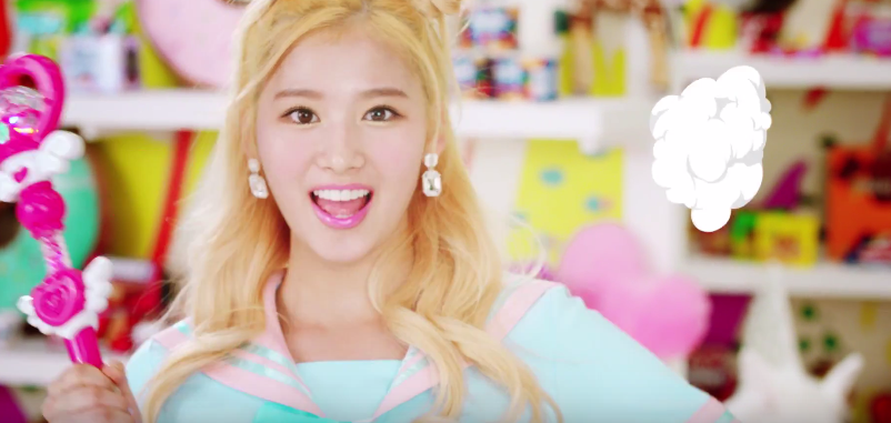 Twice S Cheer Up Is An Amazing Mv That S Letdown By A Flat Hook