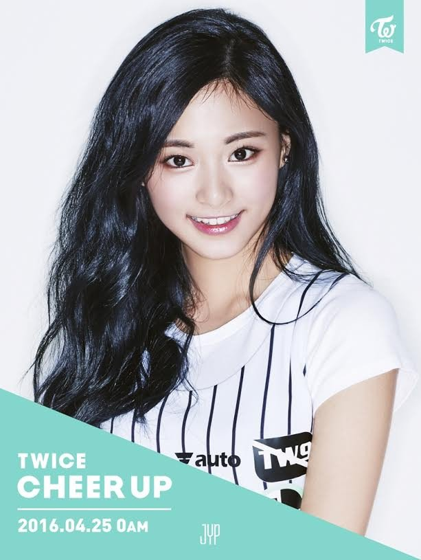Twice S Cheer Up Video Picture Teasers For All The Members