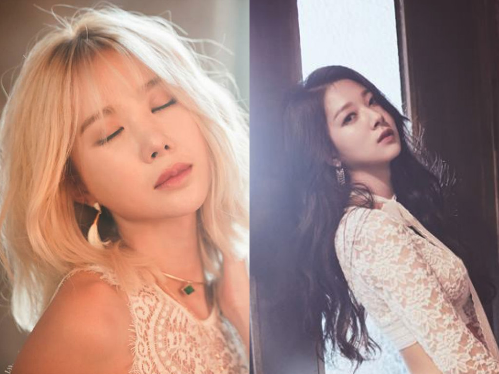 Euaerin & Minha leave Nine Muses because there is no God