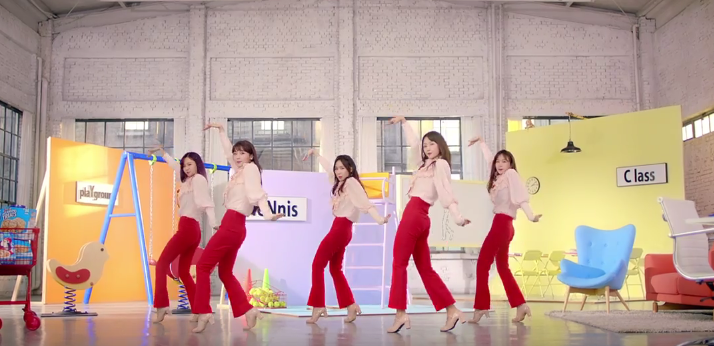 Crayon Pop's 'Evolution Pop' is a flawless, timeless, amazing work of art (no bias)