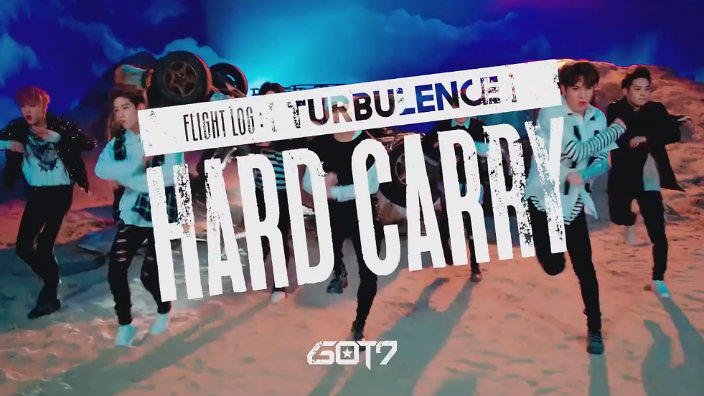 "GOT7's ""Hard Carry"" concept was on point, while song was exciting but familiar"