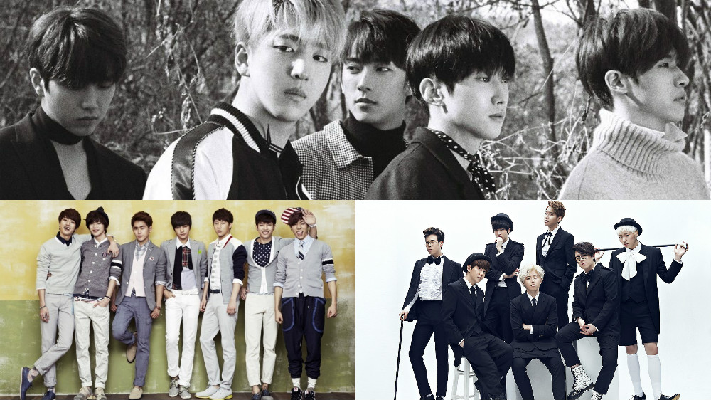 B1A4 gives police statement about 'SNL Korea', INFINITE & Block B to