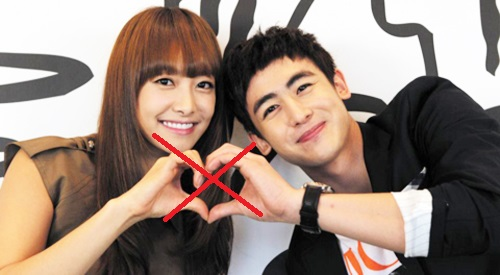 Victoria Song & Nichkhun