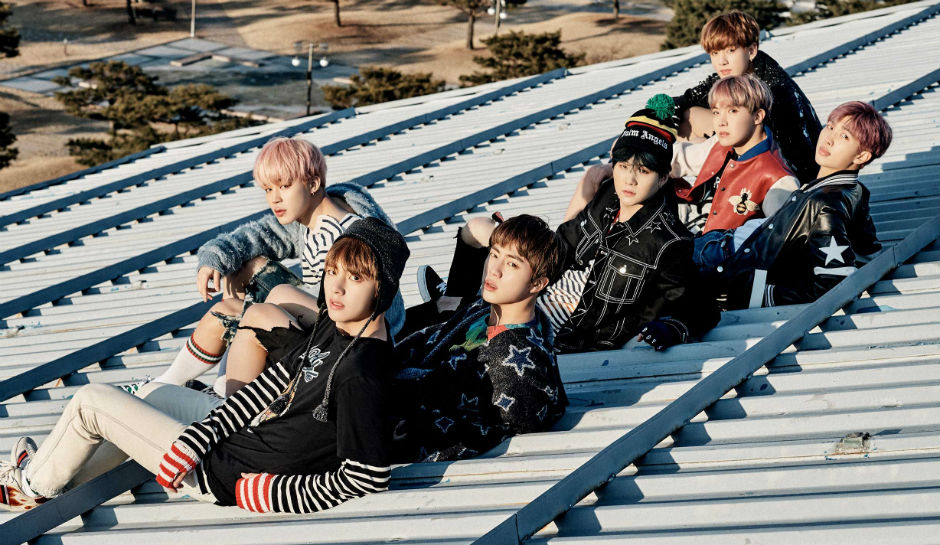 Image result for BTS Spring Day