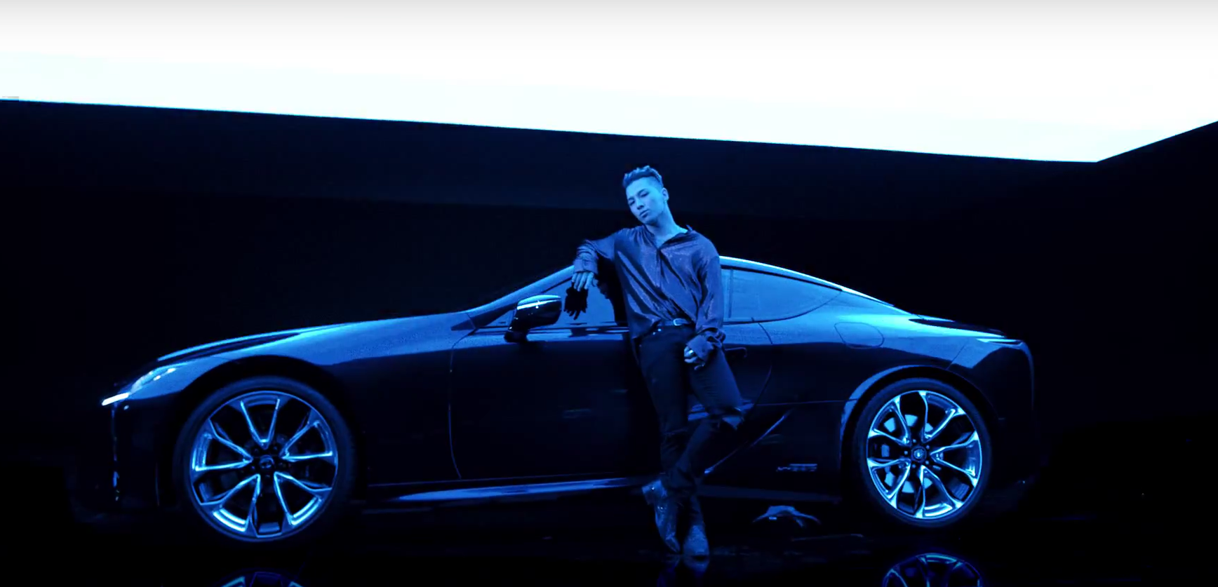 Taeyang Teams Up With Lexus On U201cSo Goodu201d Ad MV, Where He Tries To Fuck A Car