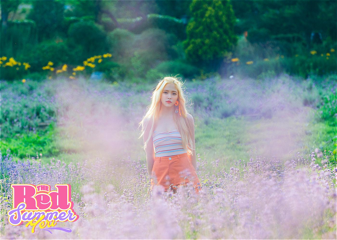 Red Velvet Release Summer Themed Teaser Pics For The Red Summer