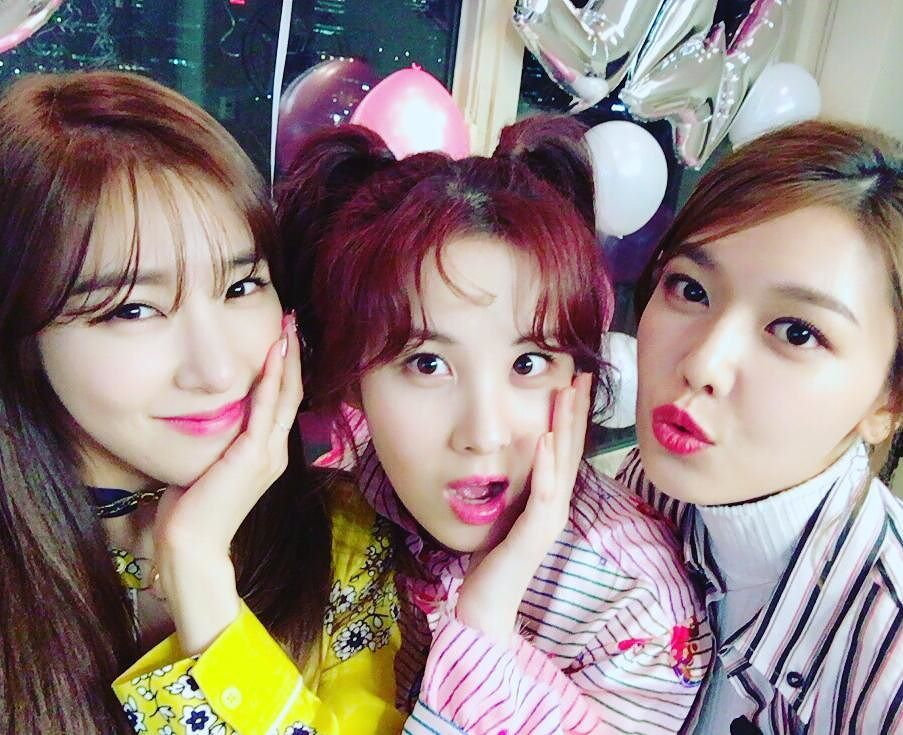 Resultado de imagen para tiffany sooyoung seohyun