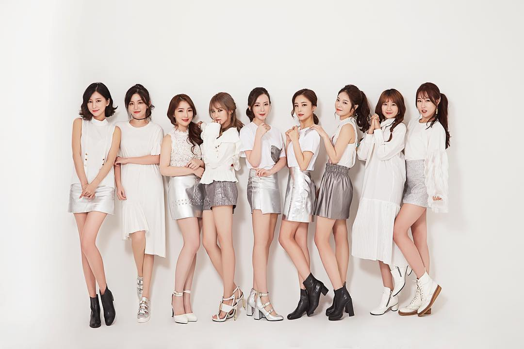 Former Bob Girls member Jina announced on her Instagram late last month  that she found a new company and would be debuting next year in a new group  called ...