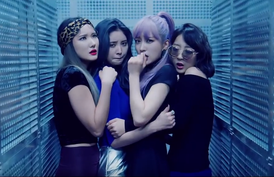 """EXID are back on track with the diverse & funky """"DDD"""", get"""