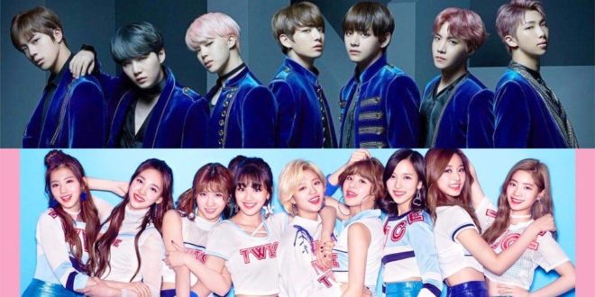 Twice bts continue japan rise with invitation to music station twice bts continue japan rise with invitation to music station super live boa bitches asian junkie stopboris Images