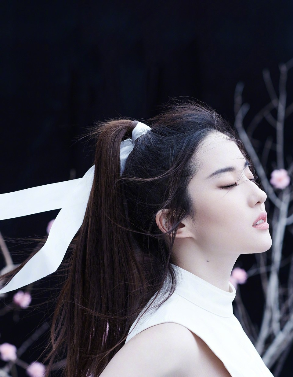 Liu Yi Fei Is Now On Instagram Twitter Does Photoshoot Looking A
