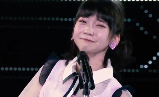 NGT48's Ogino Yuka acknowledges the trap remix of her manic