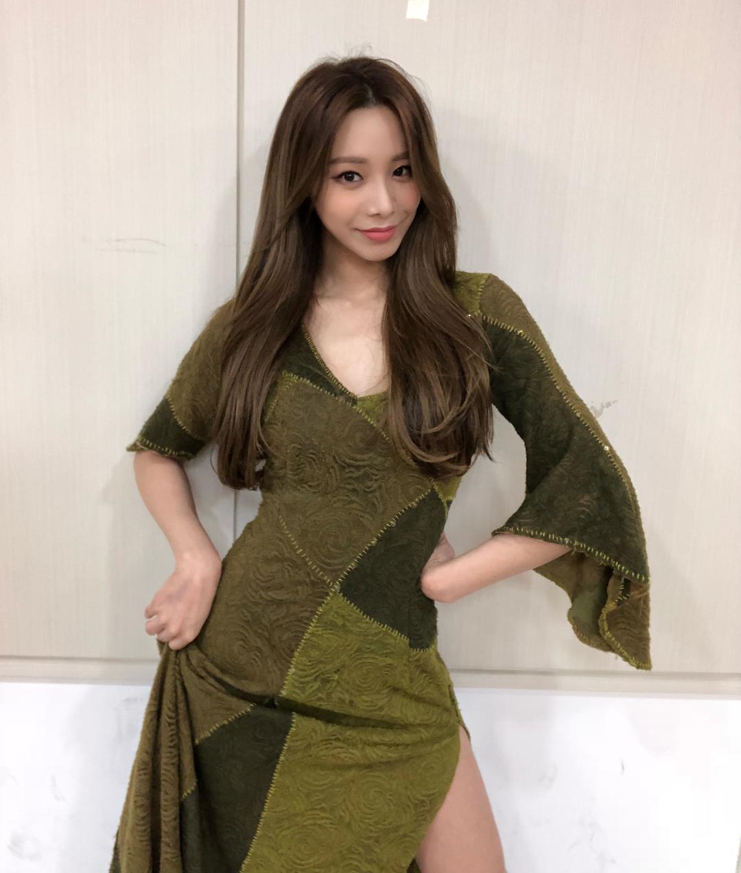 Hani Junghwa Of Exid Attend Musical Of Former Exid Bestie Member