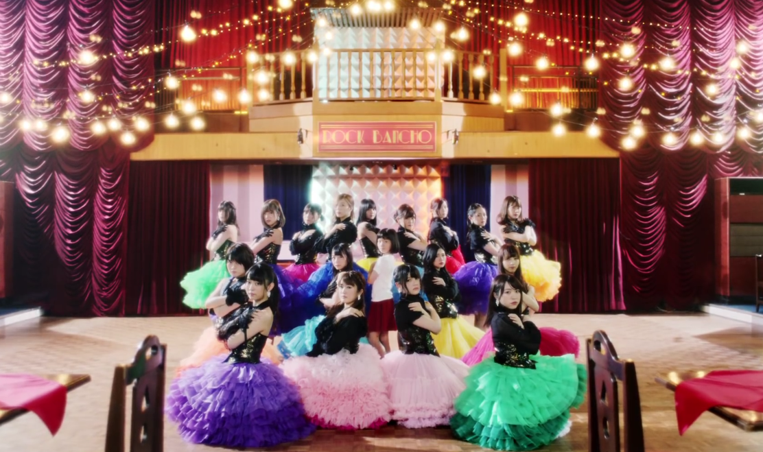 "Review] Nogizaka46's ""Sankaku No Akichi"" provides emotion"