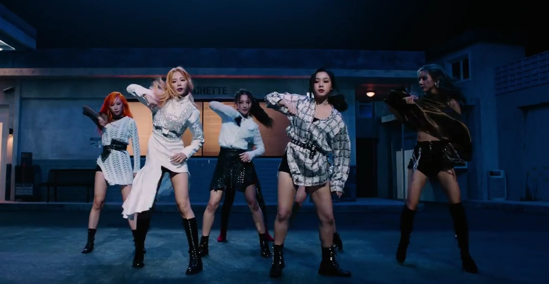 "Dreamcatcher Release Music Video Teaser For ""What"" And My Body Is Beauteous What Is The Dream Catcher"