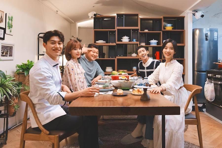 Everyone S Kitchen Is An Awkward Masterclass Thanks To Kang
