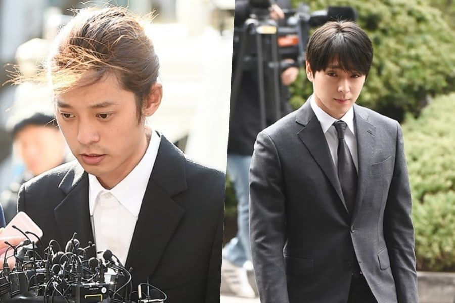 Another allegation of rape relating to Jung Joon Young, Choi