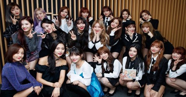 IZ*ONE's Japanese members reportedly considering quitting