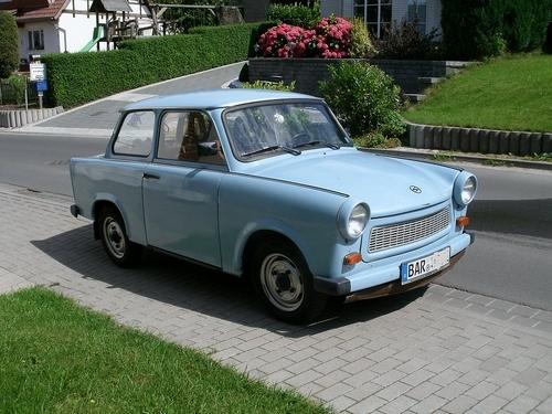 '84 VEB Trabant 601