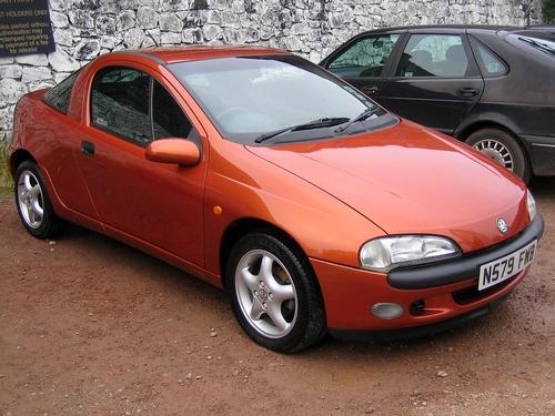 '95 Vauxhall Tigra