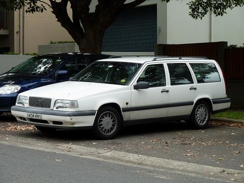 '96 Volvo 850 SE 2.5 Station Wagon