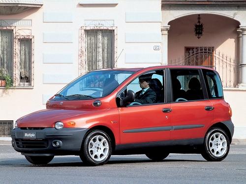 '99 Fiat Multipla