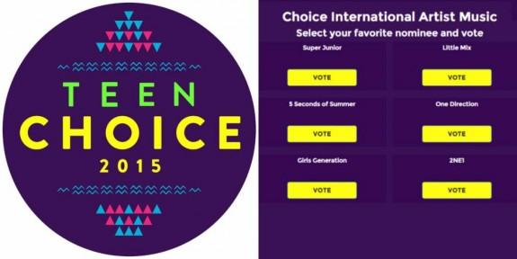TeenChoice2015SNSDSuperJunior2NE1
