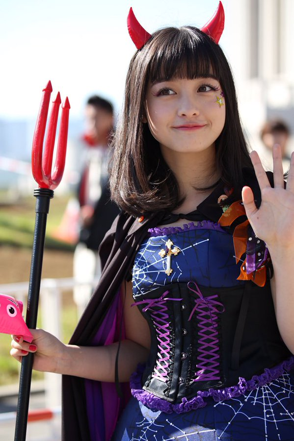 HashimotoKannaHalloween1
